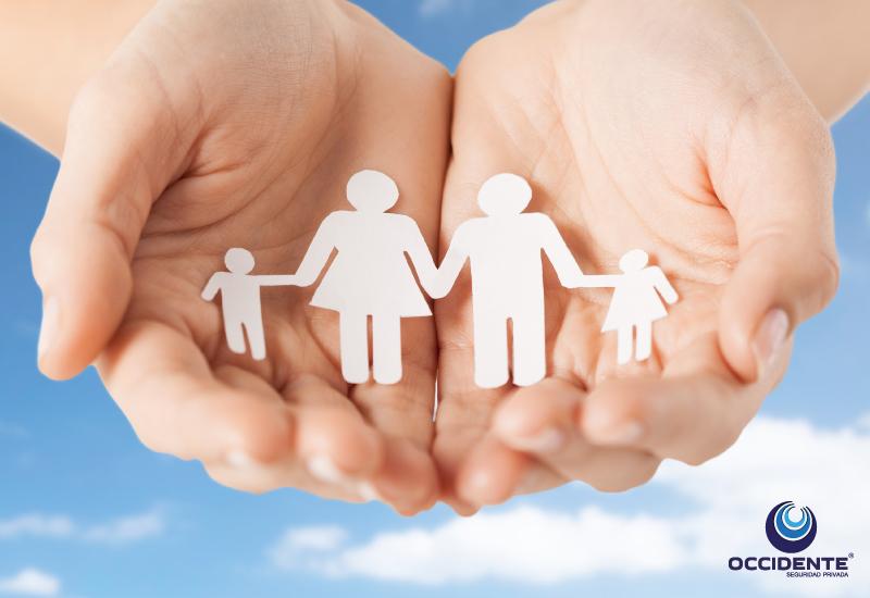 Bienestar Social para nuestra familia Occidente Seguridad Privada.