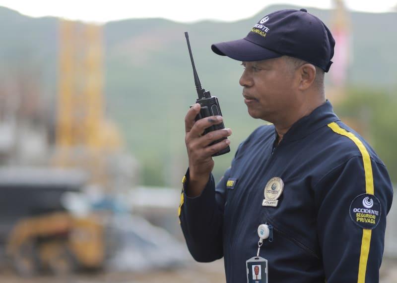 Seguridad en obras de infraestructura | Seguridad de Occidente